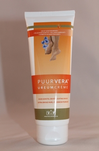 Puur Vera ureumcrème, tube 100 ml