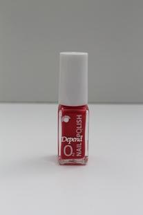 Depend O2 Nagellak fuchsia rood