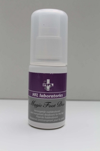 HFL Laboratories Magic Foot Deo, spray 50 ml