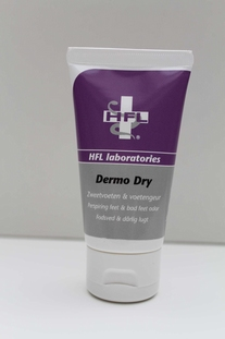 HFL Laboratories Dermo Dry crème, tube 50 ml