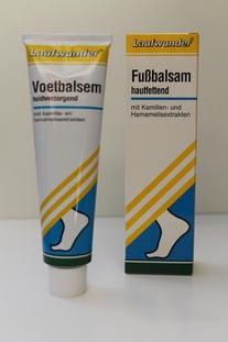 Laufwunder voetenbalsem blauw, tube 75 ml