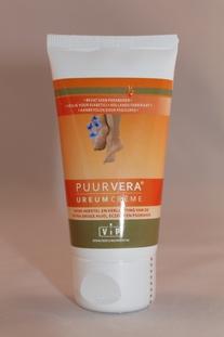Puur Vera ureumcrème, tube 50 ml